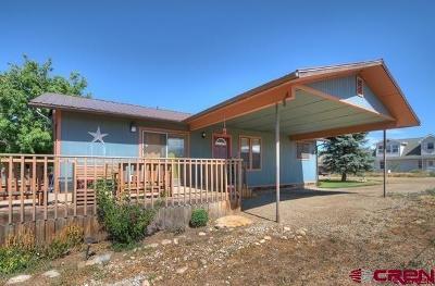 Mancos Single Family Home For Sale: 892 2nd Avenue