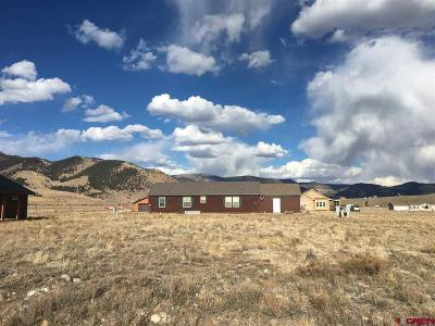Creede Residential Lots & Land For Sale: 498 Homestake Drive