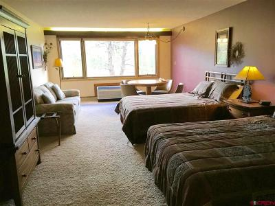 Durango Condo/Townhouse For Sale: 314 N Tamarron Drive #107