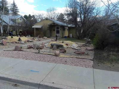 Durango CO Single Family Home NEW: $415,000