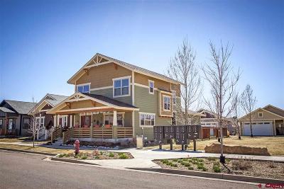 Durango CO Single Family Home NEW: $412,000