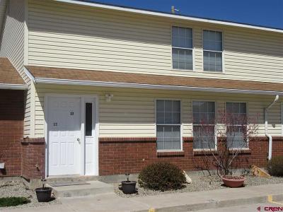 Cortez Condo/Townhouse For Sale: 520 W 6th Street #12 #12