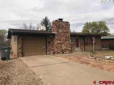 Cortez Single Family Home UC/Contingent/Call LB: 612 Baker Avenue