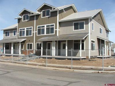 Gunnison Condo/Townhouse For Sale: 300 Joseph Lane #Unit D