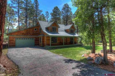 La Plata County Single Family Home For Sale: 65 Crocus Court