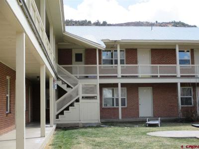 Durango Condo/Townhouse UC/Contingent/Call LB: 634 E 8th Avenue #9