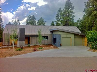 Durango Single Family Home UC/Contingent/Call LB: 235 Copper Rim Trail