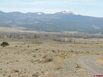 Del Norte Residential Lots & Land For Sale: 558 Embargo Creek Trail