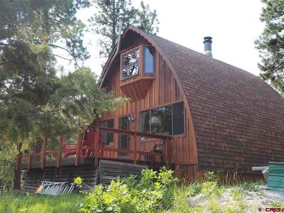 La Plata County Single Family Home UC/Contingent/Call LB: 740 Spruce Mesa Drive