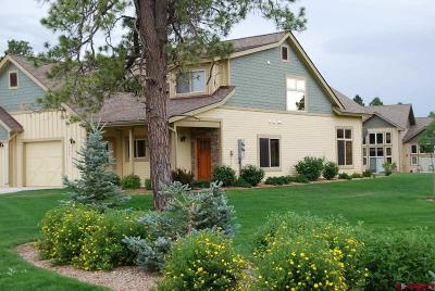 Pagosa Springs Condo/Townhouse For Sale: 135 Eaton Drive #1026