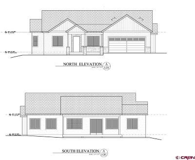 Durango Single Family Home UC/Contingent/Call LB: 324 Hay Barn Road