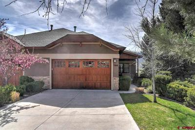 Durango Condo/Townhouse For Sale: 766 Animas View