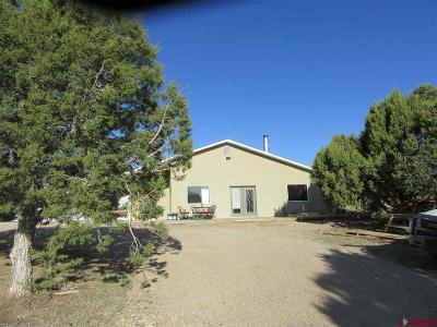 Mancos Single Family Home UC/Contingent/Call LB: 36582 Road K.3