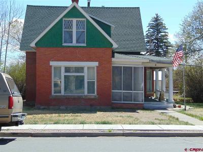 Monte Vista Single Family Home For Sale: 8 Dennis Street