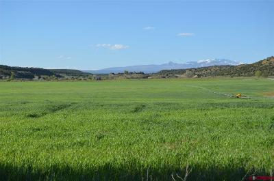 La Plata County Farm For Sale: 1705 Hwy 140