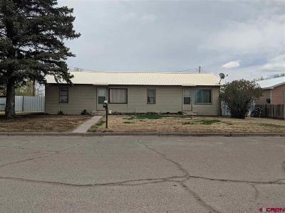 Monte Vista Single Family Home For Sale: 110 Ulysses Boulevard
