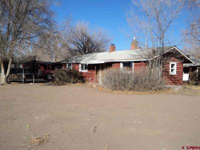 Monte Vista Single Family Home For Sale: 159 Ulysses Boulevard