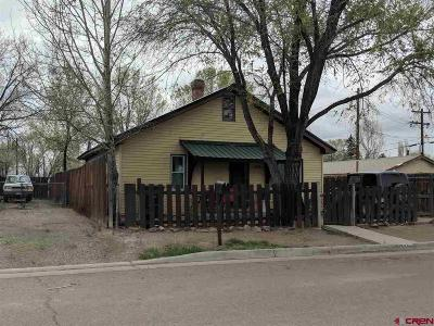 Monte Vista Single Family Home For Sale: 1534 4th Street