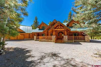 Antonito CO Single Family Home UC/Contingent/Call LB: $1,454,000