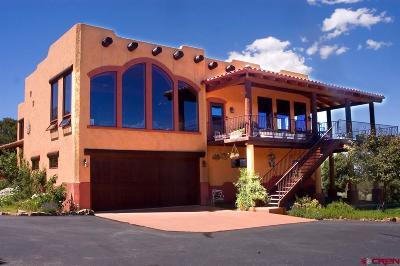Ridgway Single Family Home For Sale: 81 Oak Lane W