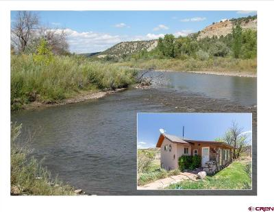Durango Single Family Home For Sale: 101 El Co