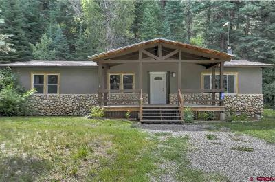 La Plata County Single Family Home For Sale: 110 Verde