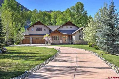 Durango Single Family Home For Sale: 80 Troon Circle
