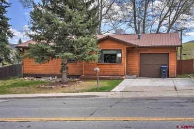 Durango Single Family Home For Sale: 508 Clovis Drive