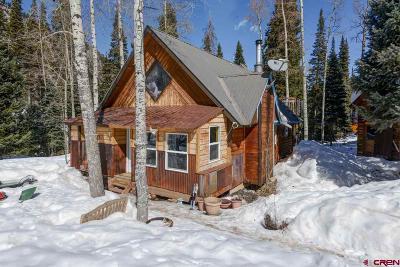 Durango Single Family Home For Sale: 27 Columbine Drive