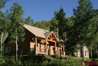 Durango Single Family Home For Sale: 19 Creekside Drive