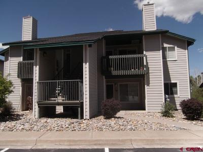 Durango Condo/Townhouse For Sale: 1100 Goeglein Gulch Road #102