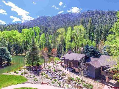 Durango Single Family Home For Sale: 168 El Gato Place