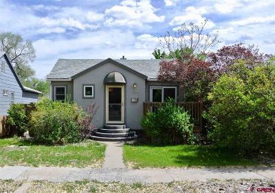 Montrose Single Family Home UC/Contingent/Call LB: 524 N Park Avenue