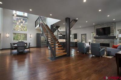 Durango Condo/Townhouse For Sale: 143 River Oaks Drive #B