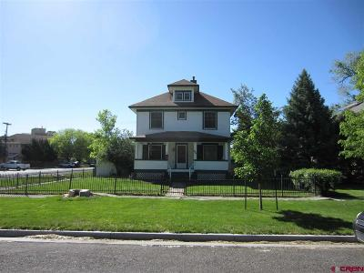 Montrose Single Family Home UC/Contingent/Call LB: 746 S 2nd Street