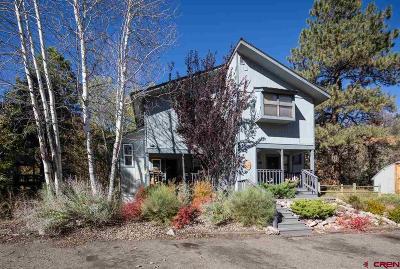 Durango Condo/Townhouse For Sale: 13492 County Road 250 #4A