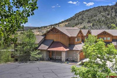Durango Condo/Townhouse For Sale: 118 River Oaks Court