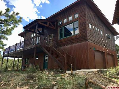 Ridgway Single Family Home For Sale: 99 Willow Lane