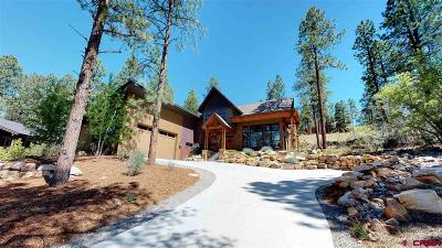 Durango Single Family Home For Sale: 76 Snowslide Court