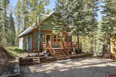 Durango Single Family Home For Sale: 12 Park Drive