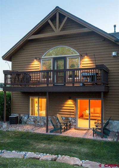Pagosa Springs Condo/Townhouse UC/Contingent/Call LB: 1135 Park #306