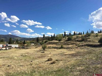 Creede Residential Lots & Land For Sale: Tdb Street