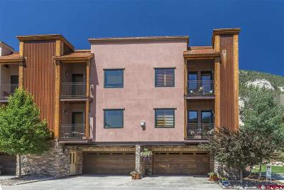 La Plata County Condo/Townhouse For Sale: 1422 Animas View Drive #23