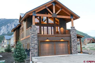 Crested Butte Single Family Home For Sale: 283 White Stallion Circle
