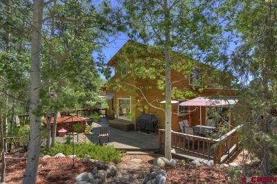 Durango Single Family Home For Sale: 433 Fir Drive