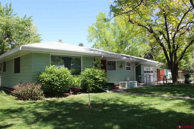 Paonia Single Family Home For Sale: 205 Clark Avenue