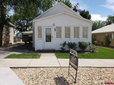 Olathe Single Family Home For Sale: 416 Main Street