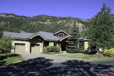 La Plata County Single Family Home For Sale: 132 Cliffs Edge Drive