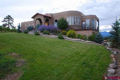 Pagosa Springs Single Family Home NEW: 340 Sage Circle