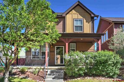 Durango CO Single Family Home NEW: $379,000